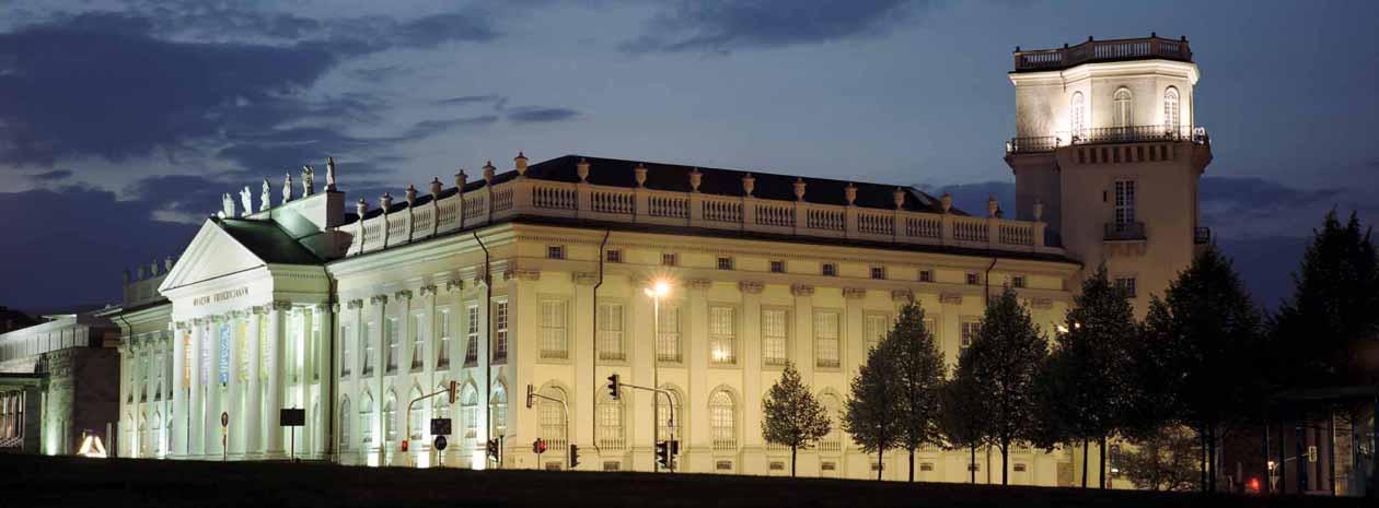 Hier ist das Fridericianum in Kassel zu sehen. Foto: Heiko Meyer