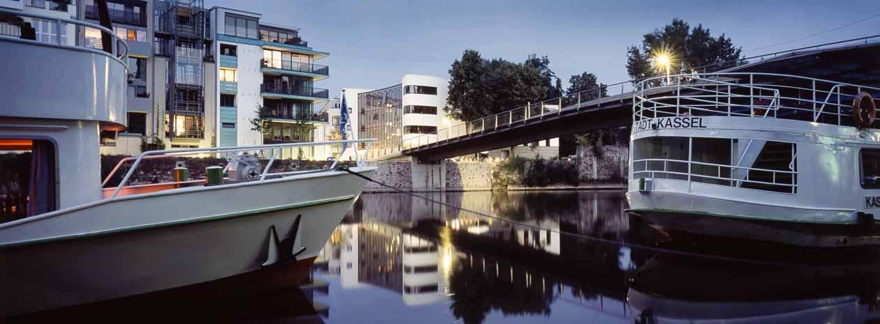 Hier ist die Unterneustadt in Kassel zu sehen. Foto: Heiko Meyer