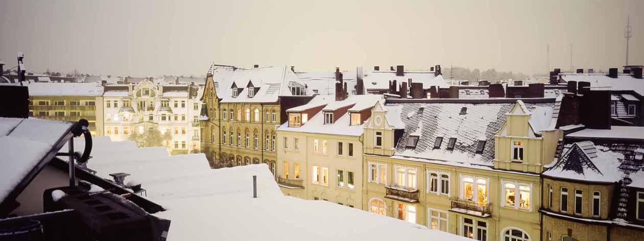 Hier ist die Lasallestrasse in Kassel zu sehen. Foto: Heiko Meyer