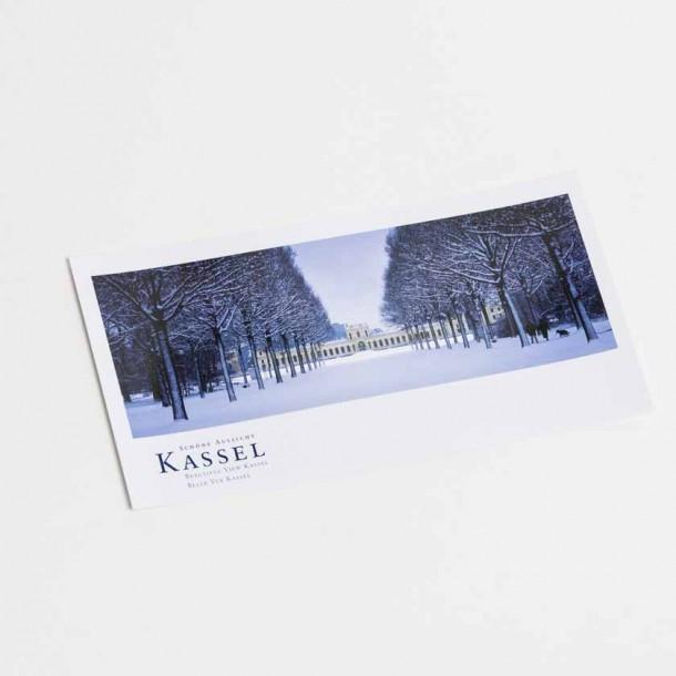 Fotosalon Produktfotografie: Panoramapostkarten Winter. Foto: Heiko Meyer