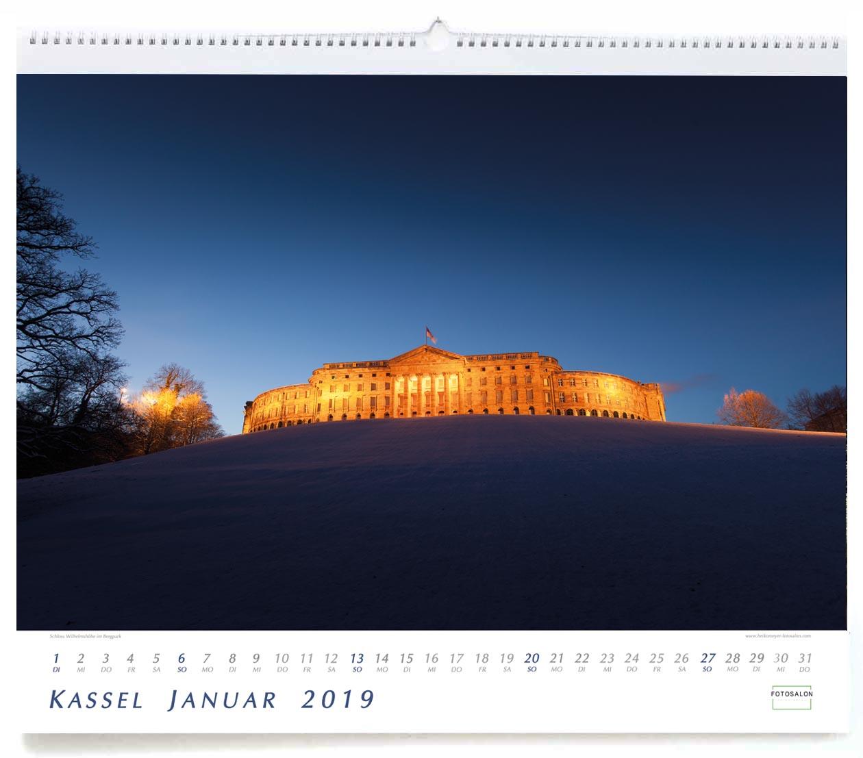 Fotosalon 2016: Homepage Vorlage Interieur Kalender. Foto: Heiko Meyer