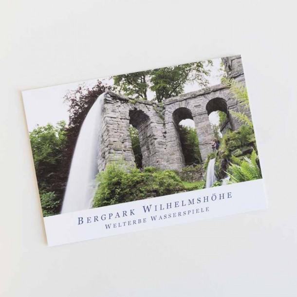 Fotosalon Postkarten Wasserspiele. Foto: Heiko Meyer